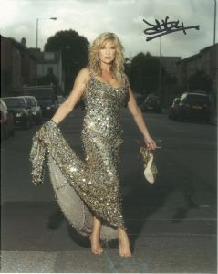 Claire King Genuine Signed Autograph #4
